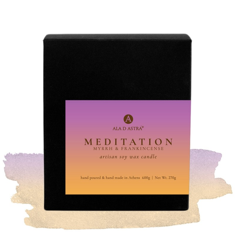 The Meditation candle