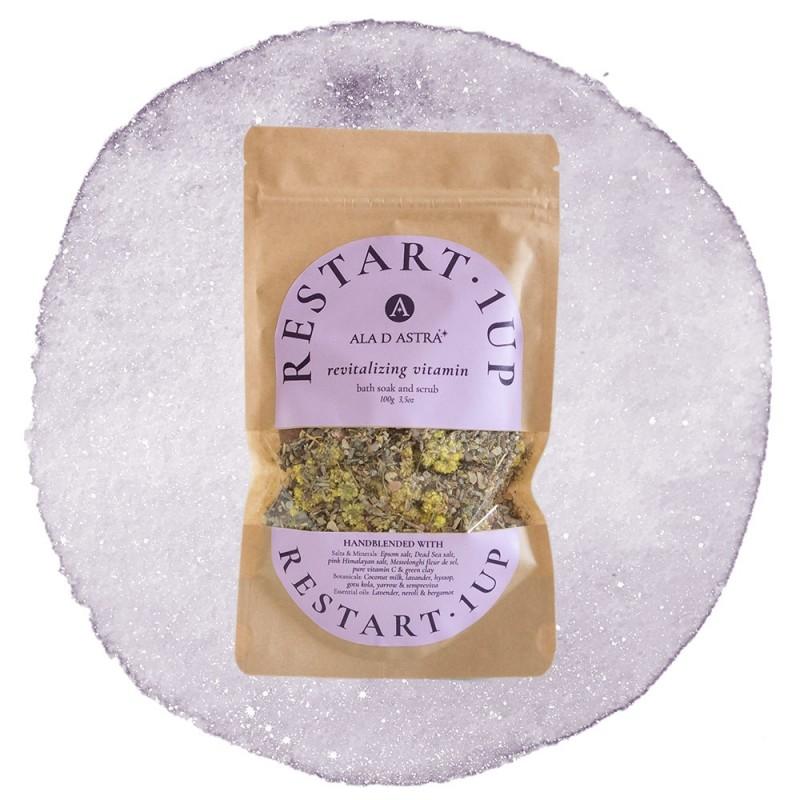 Restart 1UP - Revitalizing Vitamin Bath Soak