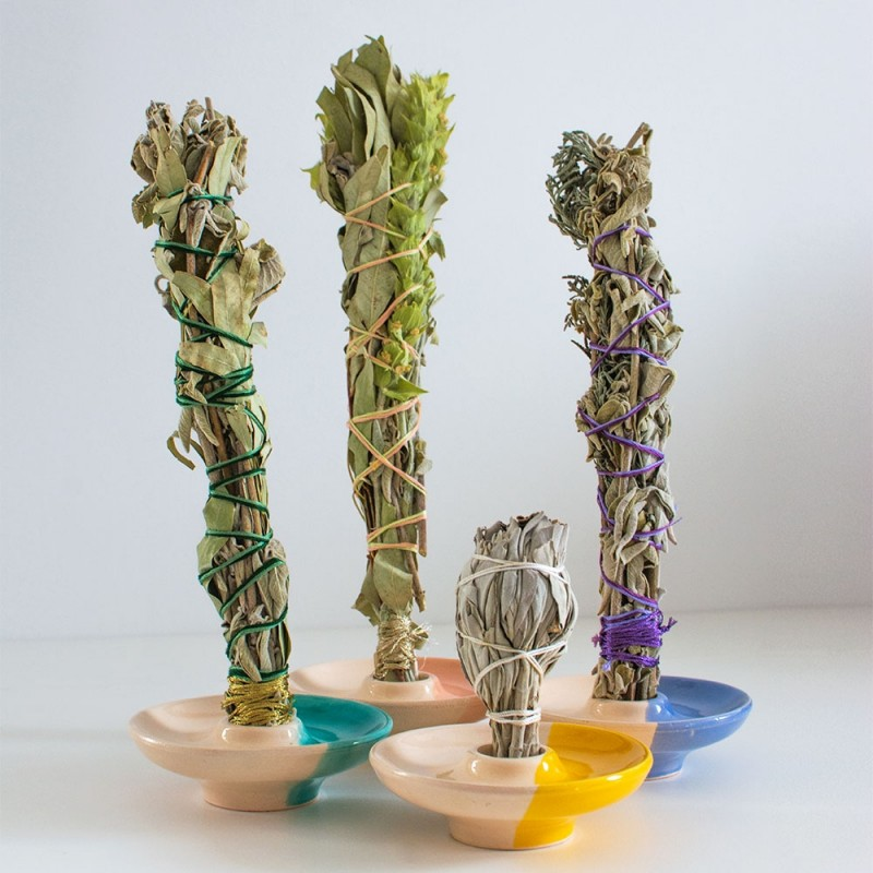 Mellow Smudge - White Sage and Lavender